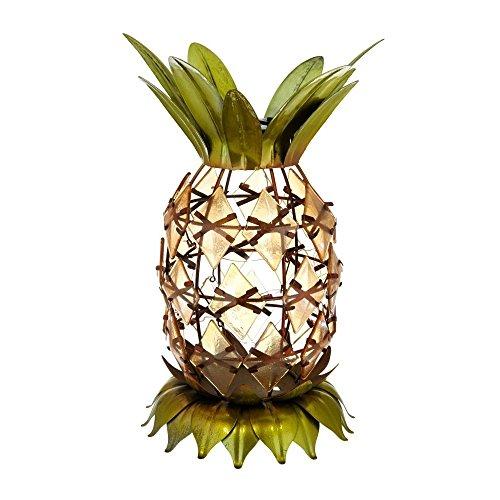 Outdoor Pineapple Lamp in US - 1