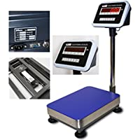 New Zenith Industrial Grade 600x0.02lb Bench Scale | Shipping Scale 12x16 Platform w/ RS232