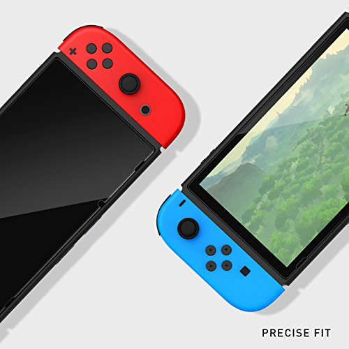 how to clean switch screen