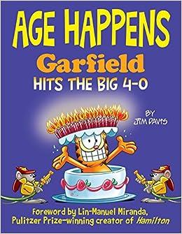 amazon com age happens garfield hits the big 4 0 9780345526090