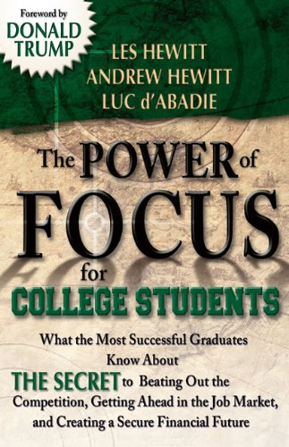 best investment for college students Amazon.com: The Power of Focus for College Students: How to Make ...