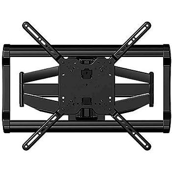 Amazon Com Sanus Simplicity 37 90 Full Motion Tv Mount
