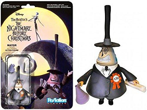 Funko Nightmare Before Christmas Mayor ReAction Figure]()