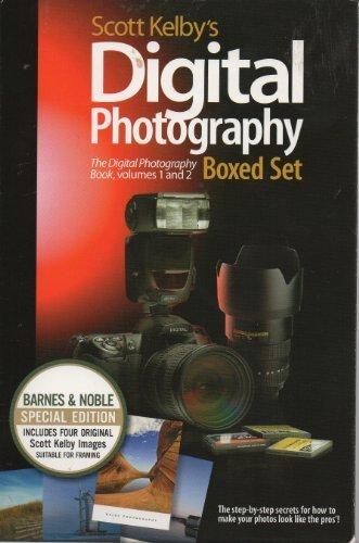 Download Scott Kelby's Digital Photography Set: The Digital Photography Book, Volumes 1 & 2 by Scott Kelby (2008-05-03) pdf