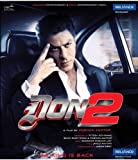 Don 2 [Blu-ray] (Shah Rukh Khan / Hindi Movie / Bollywood Film / Indian Cinema)
