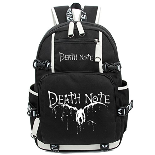 Gumstyle Death Note Luminous Backpack Anime Book Bag Casual School Bag