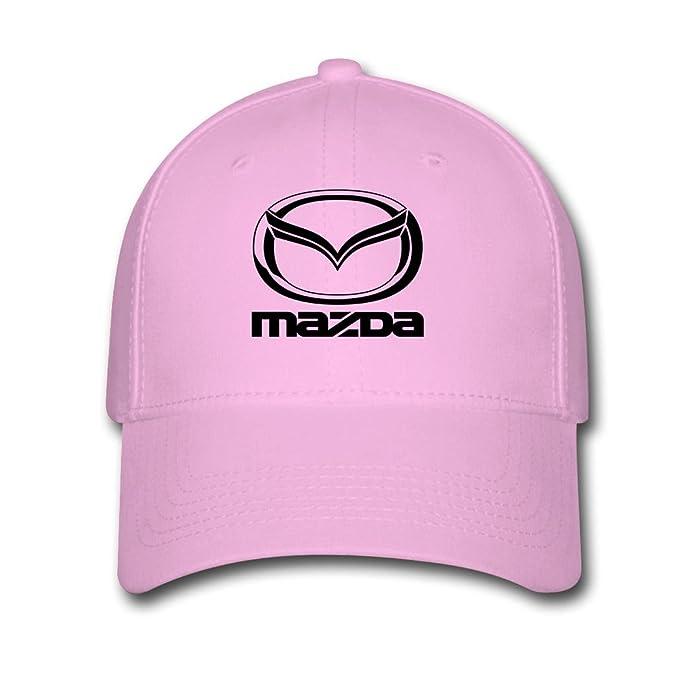 HOIUK MAZDA LOGO Nice Baseball Caps For Everyone Pink caps at Amazon ... 2a62b1d0f91