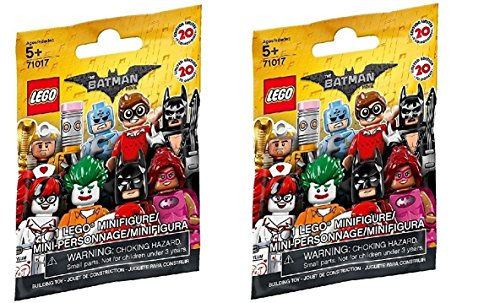 LEGO Batman Movie Minifigure Bundle