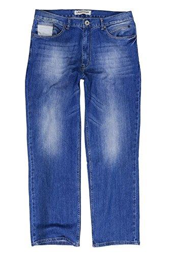 Übergrößen !!!!! NEU !!!!! Designer Jeans LAVECCHIA 1505 blau