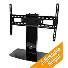 "Universal TV Stand / Base + Wall Mount for 32"" - 60"" Flat-Screen Televisions"