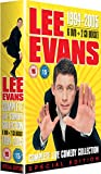 Lee Evans: 1994-2005 - Complete Live Comedy Collection [DVD]