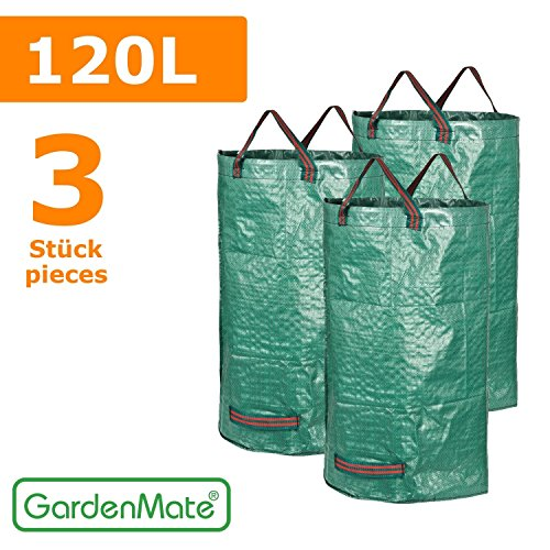 GardenMate 3 X Garden Waste Bags