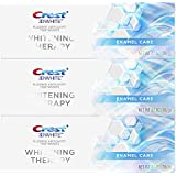 Crest 3D White Whitening Therapy Enamel Car Toothpaste, 4.1 oz  Triple Pack