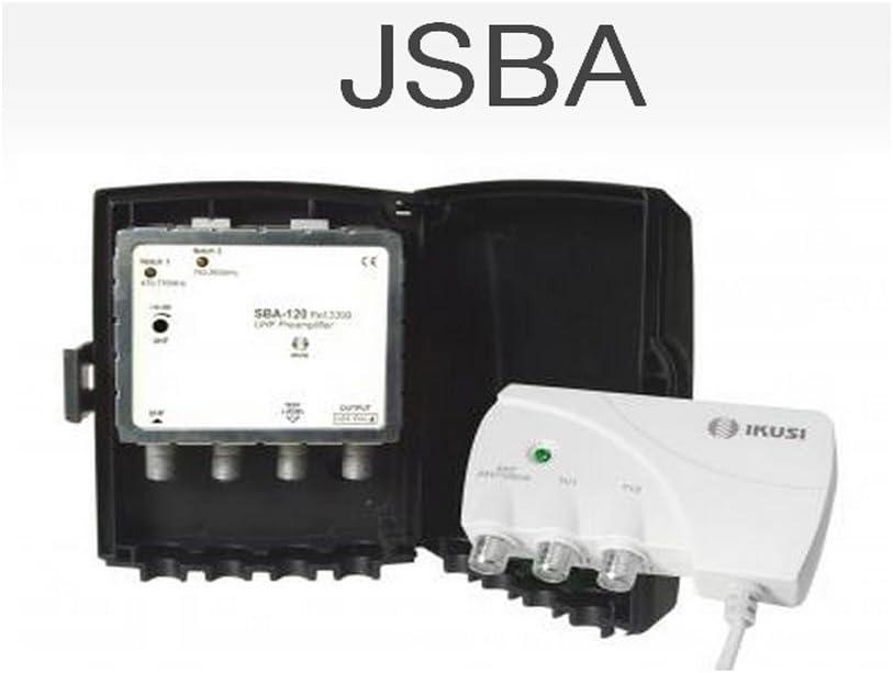Ikusi jsba100 - Kit amplificador sba-100+alimentador apb-524 ...