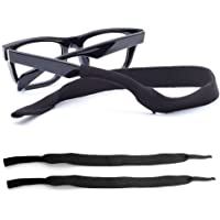 T Tersely Glasses Sunglasses Strap, [2 PACK] Neoprene Spectacle Head Safety Strap Cord Holder For Kids Child Children