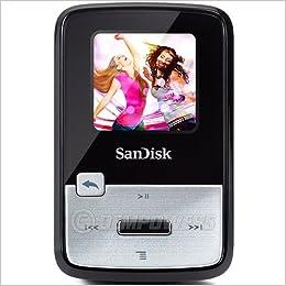 SanDisk Sansa Clip Zip 8GB Download Driver