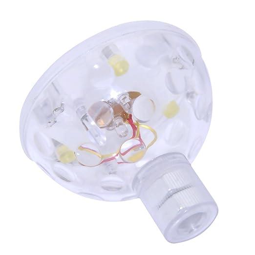 Litom 5 Lampara LED Impermeable Bombillas de iluminación de ...