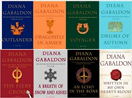 Outlander Book Series