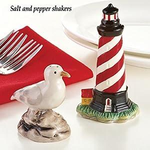 51hSPY7QAQL._SS300_ Beach Salt and Pepper Shakers & Coastal Salt and Pepper Shakers