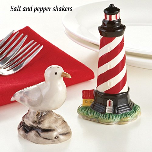 51hSPY7QAQL The Best Beach Themed Salt and Pepper Shakers