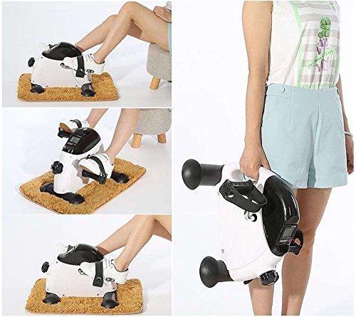 Exefit Mni Exercise Bike Pedal Exerciser Stationary