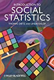 img - for Introduction to Social Statistics: The Logic of Statistical Reasoning book / textbook / text book