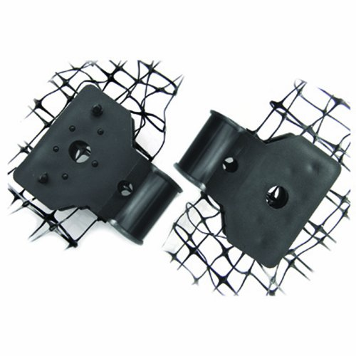 Bird-X Bird Netting Mounting Clips Makes Installing Bird Netting EASY and FAST, Case of 250 - Mtg Clip