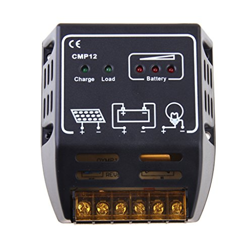 docooler Controller Battery Regulator Protection