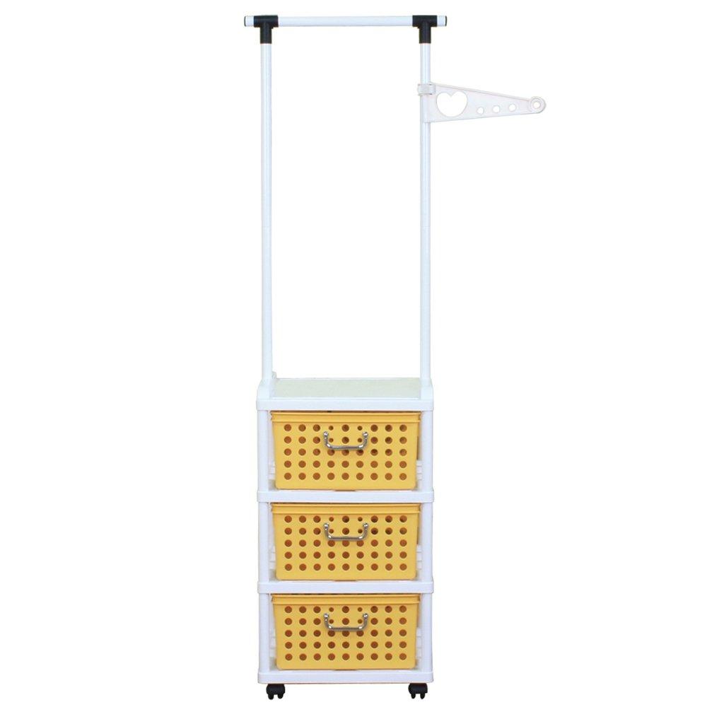 チェストハンガー 3S(Hole basket) yellow JFLHM03 B00M187976