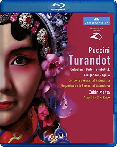 Blu-ray : Puccini: Turandot (Blu-ray)