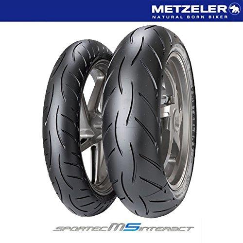 (タイヤ) メッツラーMETZELER SPORTEC M5 前後タイヤ 120/70ZR17 190/50ZR17 CBR1000RR GSX1300R B00SWOVUCI