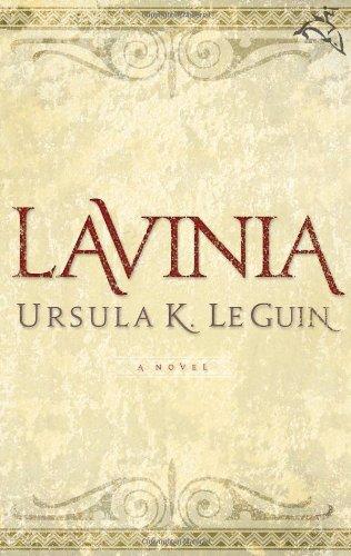 Book cover for Lavinia
