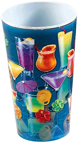 Forum Novelties Hawaiian Luau Party Fruity Mixed Drink