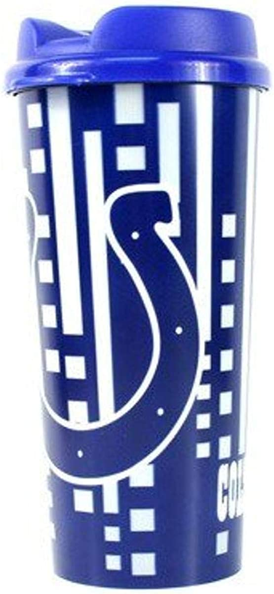 NFL Indianapolis Colts Travel Cup 16-ounce