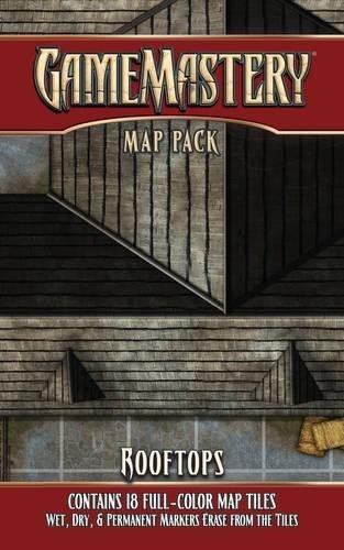 GameMastery Map Pack: Rooftops: Jason A. Engle, Paizo Staff: Amazon.es: Juguetes y juegos