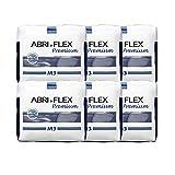 Abena Abri-Flex Premium Protective Underwear, M3, 84 Count (6 Packs of 14)