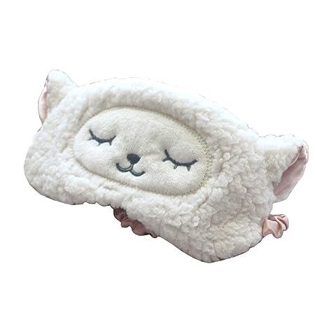 Namgiy - Antifaz Ajustable para Dormir, para niños, niñas ...