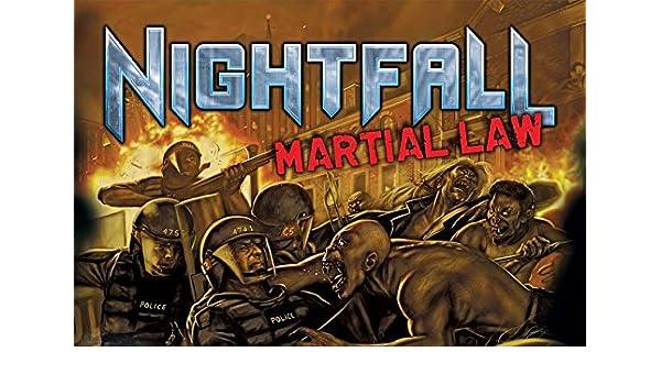Nightfall - Juego de cartas (Alderac Entertainment) (versión ...