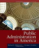 img - for Public Administration in America book / textbook / text book