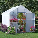 Solexx Gardeners Oasis 12 Ft Greenhouse