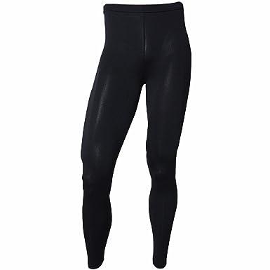 003aabb4422b5 Men's Thermal Underwear Tights Leggings Base Layer Compression Pants Black  ECP M