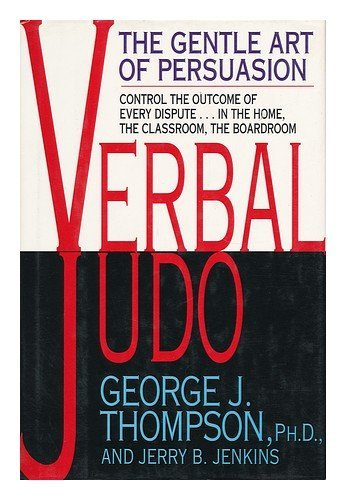 Verbal Judo by Brand: William Morrow n Co