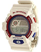 "Casio G-SHOCK ""White Tricolor Series MULTI BAND 6"" GW-8900TR-7"