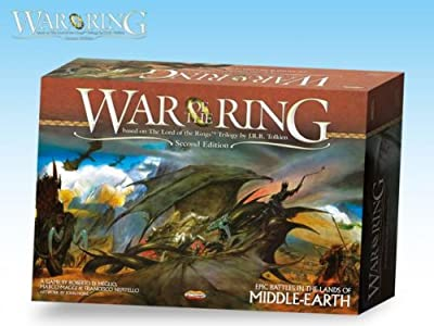 War Of The Ring 2nd Edition from Ares Games