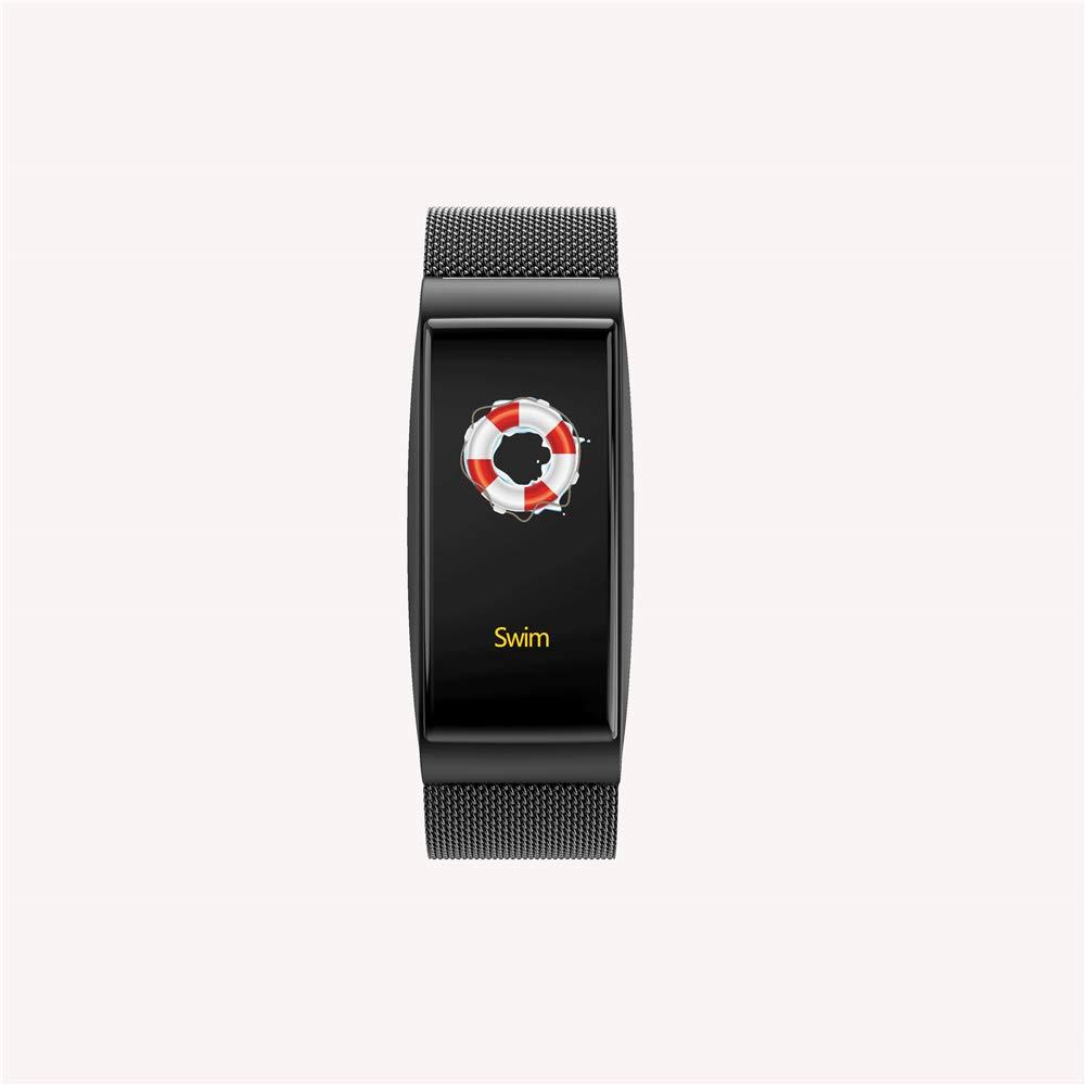 Smart Bracelet Fitness Tracker Sports Touchscreen Armband Blutdruck Sauerstoff Herzfrequenz-Ü berwachung Pedometer IP68 Waterproof Men and Women WWGG