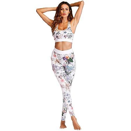 Rawall-cloth Mallas atléticas para Mujeres Impresión de ...
