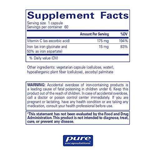 Pure - - Supports Optimal Muscle Function* 60