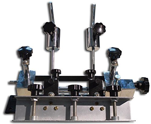 1-1 Micro Adjustable Screen Press Head by Screen Printing Equipment