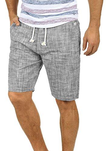 BLEND Bones - Pantalon corto para Hombre Black (70155)