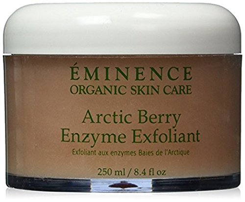 Eminence Arctic Berry Enzyme Exfoliant, 8.4 Ounce by Eminence Organic Skin Care